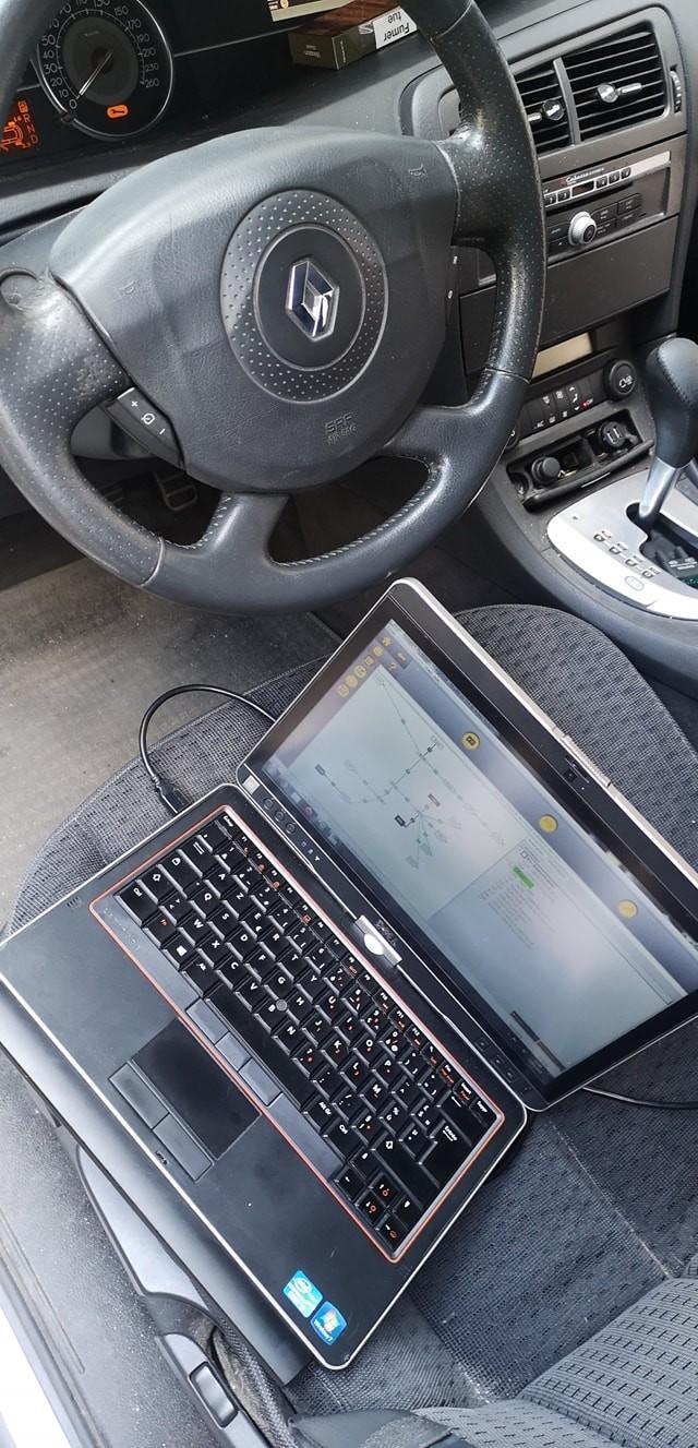 Renault velsatis 2 2 dci 2005