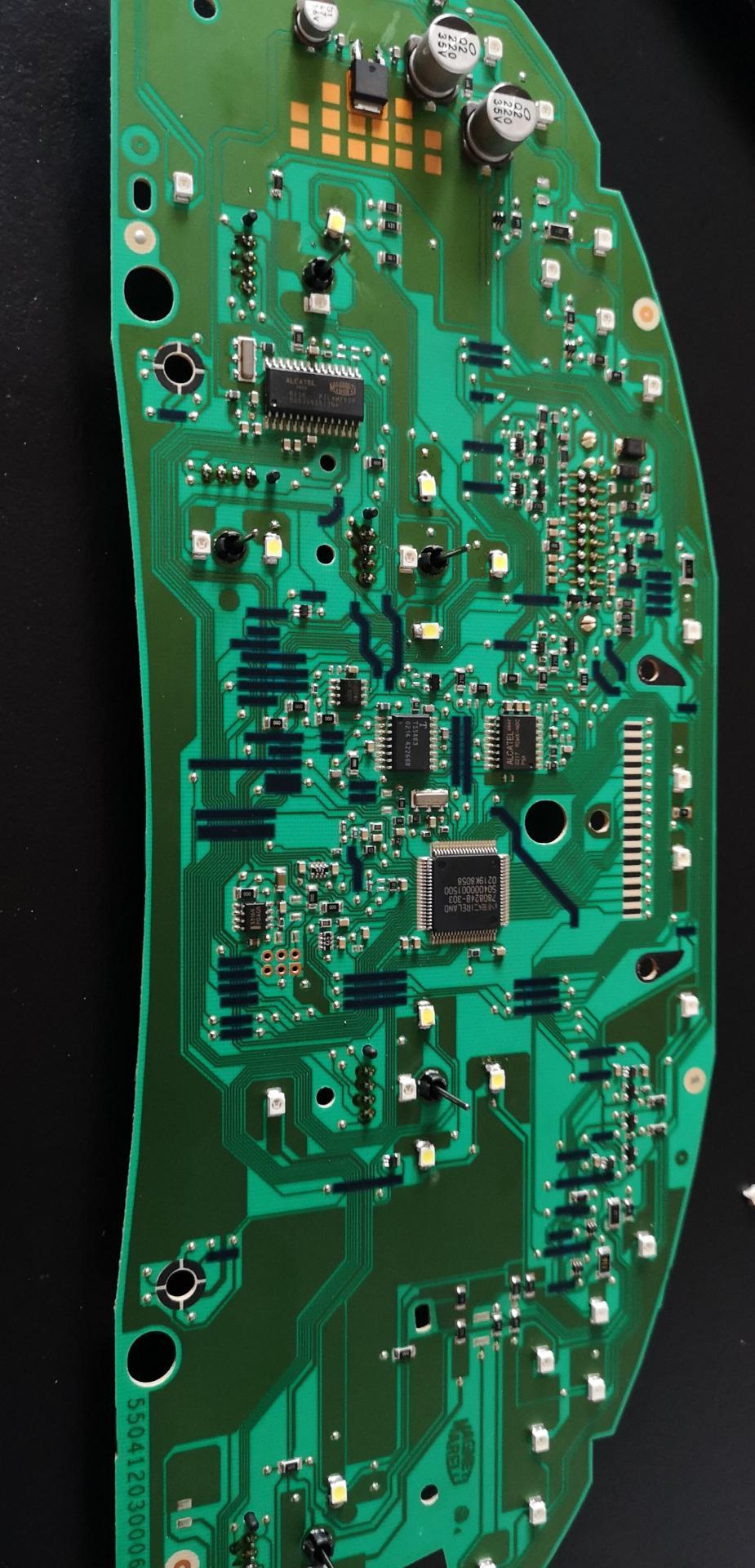 Platine LED