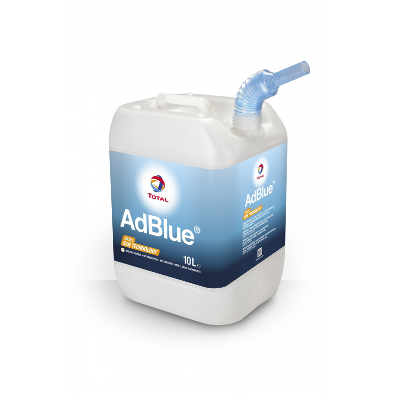 Bidon adblue total 10 litres